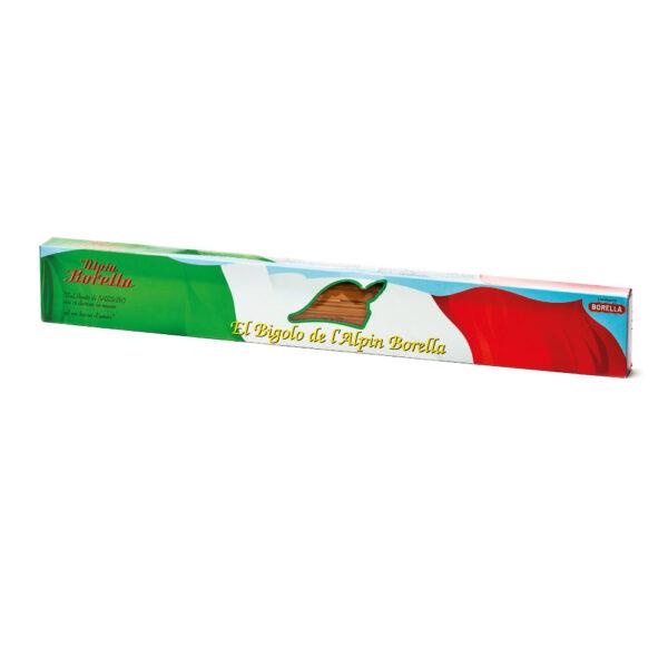 Bigoli de Bassan lunghi in astuccio tricolore 1kg Pasta Borella