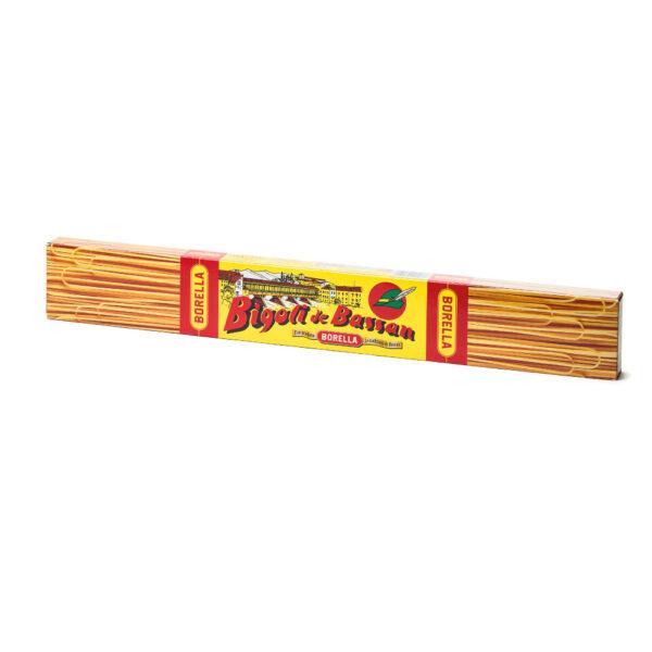Bigoli de Bassan lunghi in astuccio tradizionale da 1 kg Pasta Borella