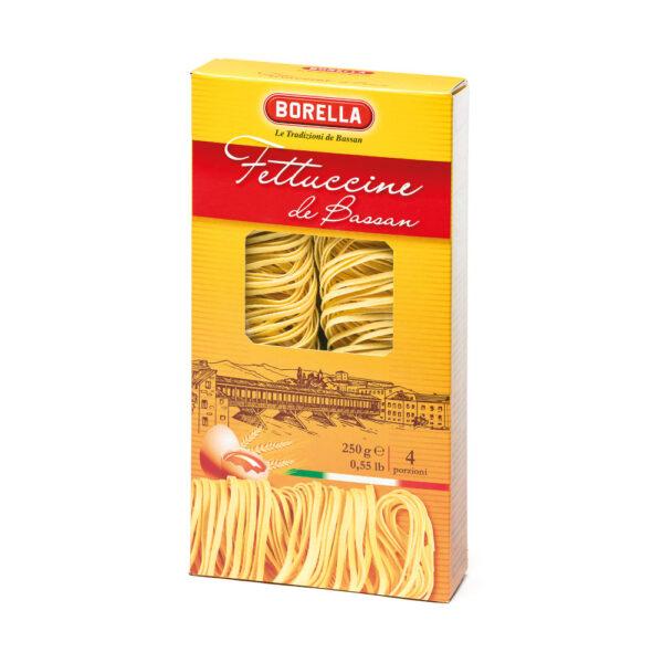 Fettuccine de Bassan all'uovo Pasta Borella