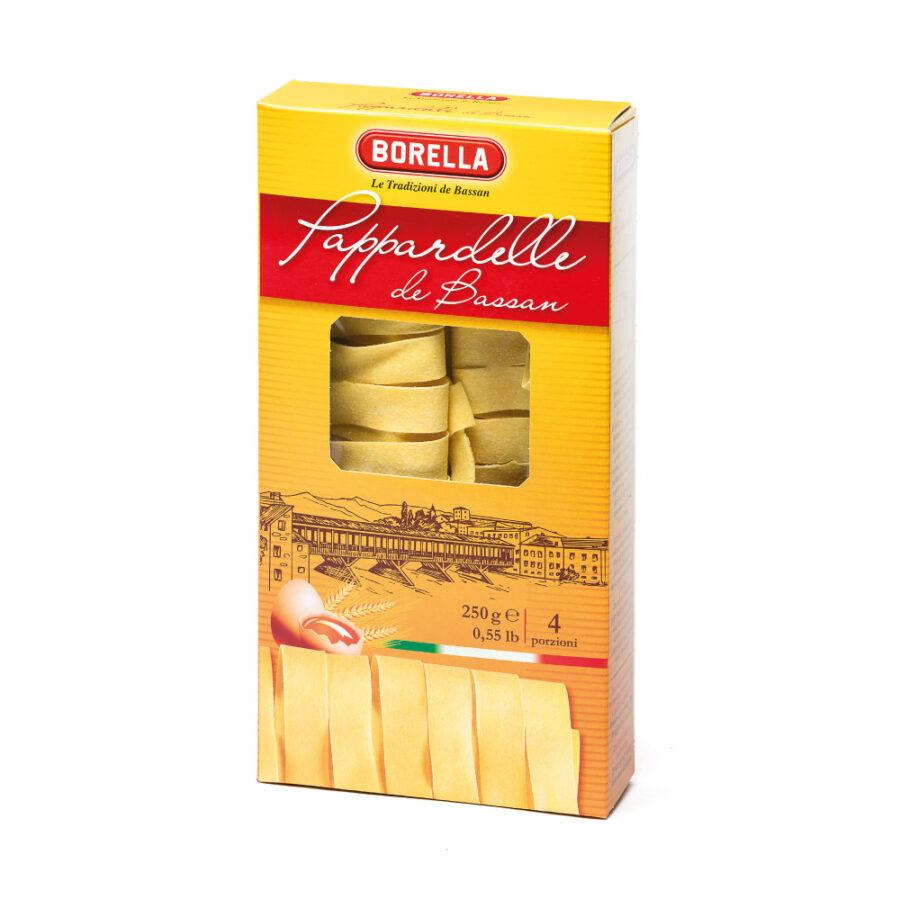 Pappardelle de Bassan all'uovo Pasta Borella
