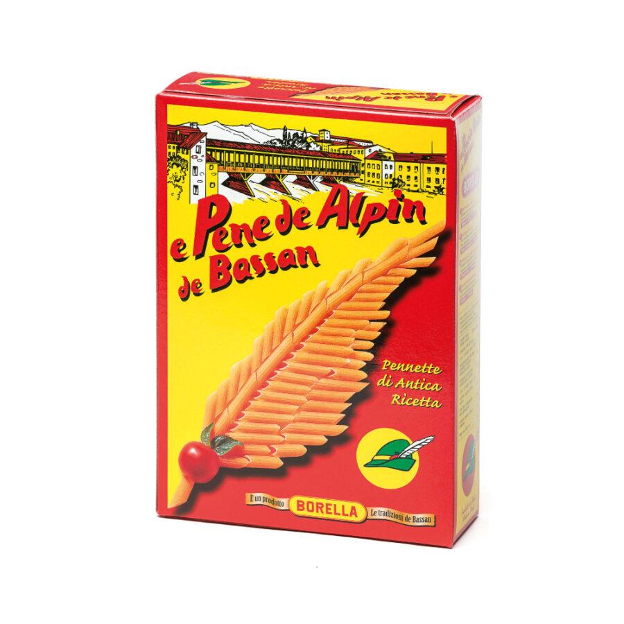 e Pene de Bassan in astuccio tradizionale 0,5kg Pasta Borella