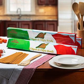 pasta borella bigoli de bassan tricolore